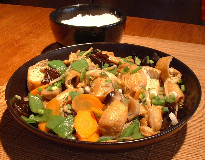La cucina vegetariana al Ristorante